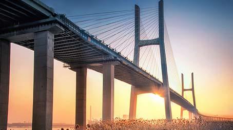 桥梁结构监测系统解决方案
